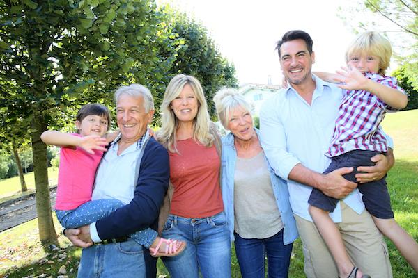 step-grandchildren