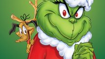 How the Grinch Stole Christmas! Contest for a Chance to Win a Blu-ray™ Combo Pack