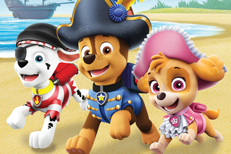Paw Patrol Live! Contest for a Chance to Win Four Tickets