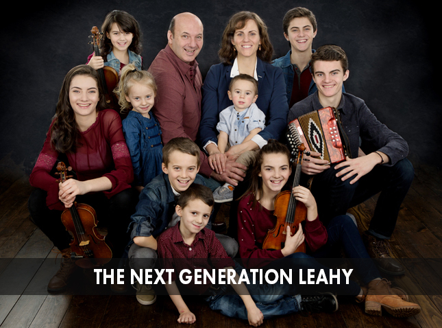 The Next Generation Leahy