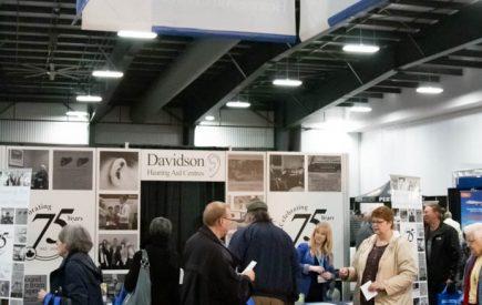 Davidson booth.