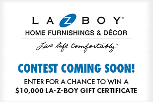 lifestyle page - contest ad