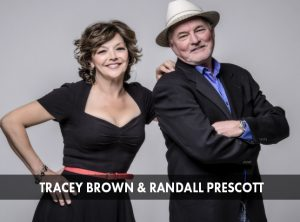 tracey brown and randall prescott